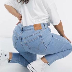 🆕Levi's Wedgie Skinny Jeans